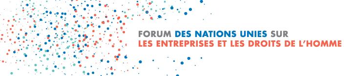 Forum sur les entreprises et les droits de l'homme